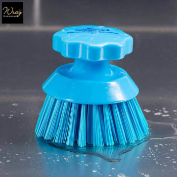 Round Hand Scrubbing Brushes ST9 Blue