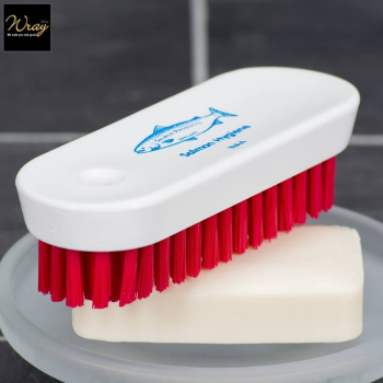 Hygiene Nail Brush Red NA4