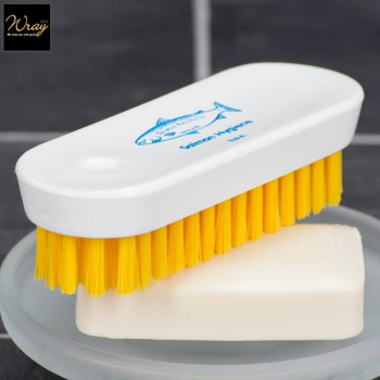 Hygiene Nail Brush NA4 Yellow