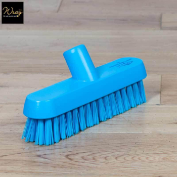 230mm Hygiene Deck Scrub Brush B928 Blue
