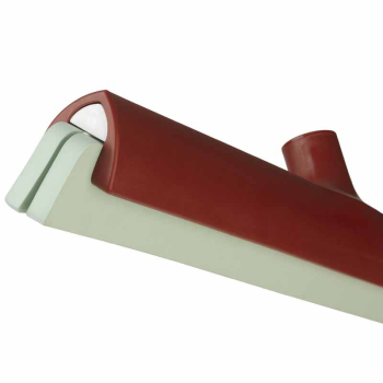 18 inch Floor Squeegee Head Red
