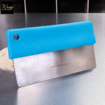 Scraper / Dough Cutter MSC4 Blue