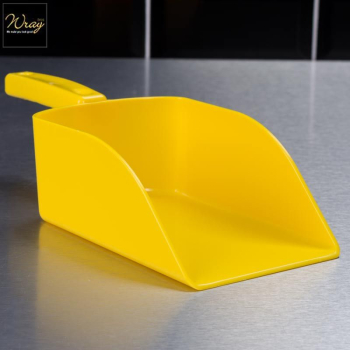 Hand Scoop Large Yellow 750g
