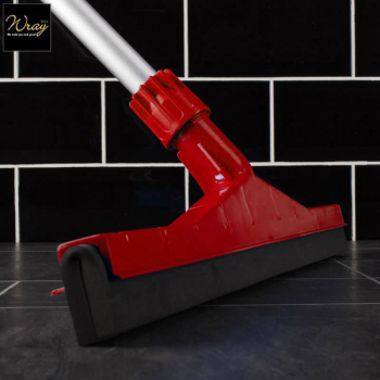 22Inch Floor Squeegee Red Black Rubber