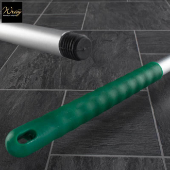Green Aluminium Floor Squeegee Handle ALH5