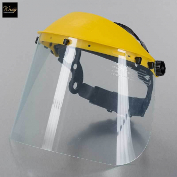 Standard Browguard with Clear Visor PW91