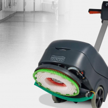 Scrubber Dryer Machines