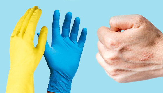 how to care for your staffs hands
