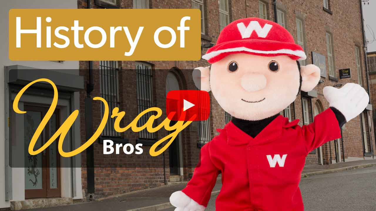 How Wray Bros began selling workwear and cleaning supplies