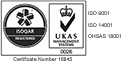 ISO, OHSAS Accreditations